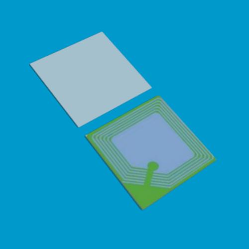 artikelbeveiliging - winkelbeveiliging - productbeveiliging - beveiligingslabel - RF - beveiligingsetiket - beveiligingssticker - deactiveerbaar - 4040-w