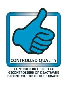 Artikelbeveiliging - winkelbeveiliging - productbeveiliging - beveiligingslabels, beveiligingsetiketten, kwaliteitscontrole