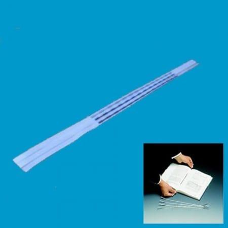 artikelbeveiliging - productbeveiliging - winkelbeveiliging - beveiligingslabel - beveiligingsetiket - beveiligingssticker - boekhandel - bibliotheek - dubbelzijdig - tail tag - tattle tape