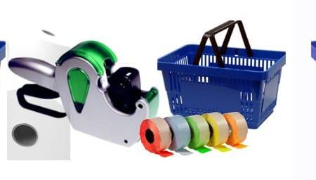 Winkelbenodigheden & Supplies