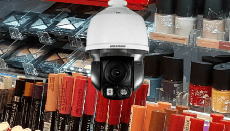 Camerabeveiliging | CCTV | Indoor | IP Camera's | PTZ