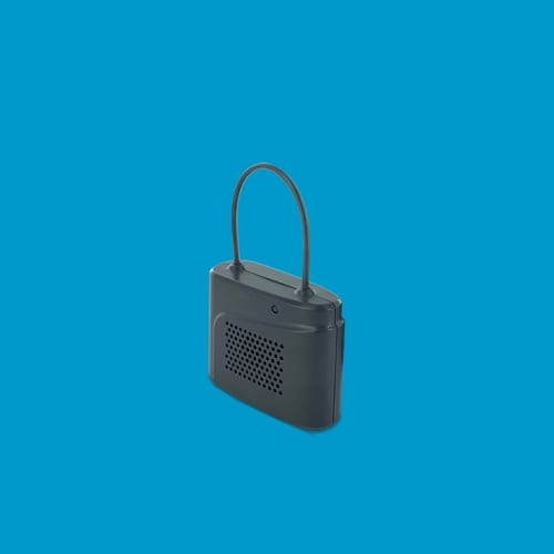 artikelbeveiliging - winkelbeveiliging - productbeveiliging - beveiligingslabels - salt - smart alarming lanyard tag