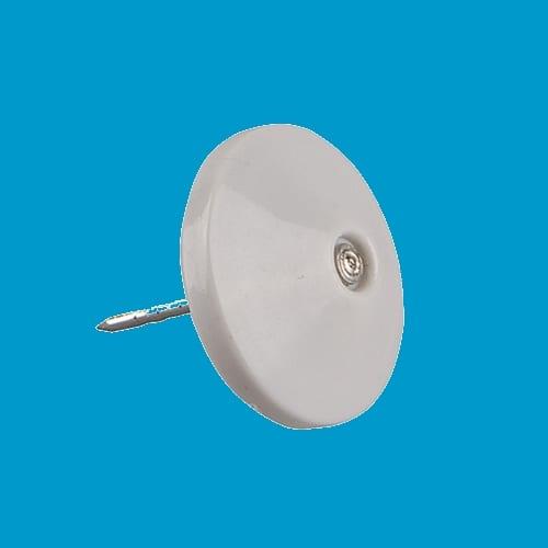 Artikelbeveiliging - winkelbeveiliging - productbeveiliging - beveiligingslabels - hard tag - Super Tag - pin - plastic