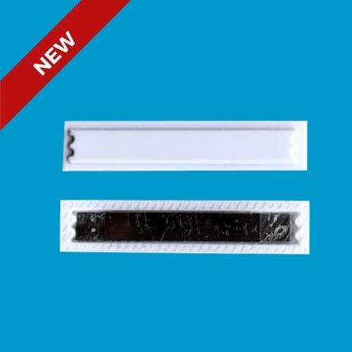 artikelbeveiliging - productbeveiliging - winkelbeveiliging - beveiligingslabel - beveiligingsetiket - E - label - AM Slimline