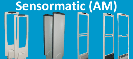 Categoriebanner SENSORMATIC AM