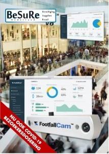 FootfallCam - bezoekersteller - klantenteller - Analytics Manager - V8 - conversie - management - tool